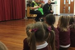 North Yorkshire Police Visit